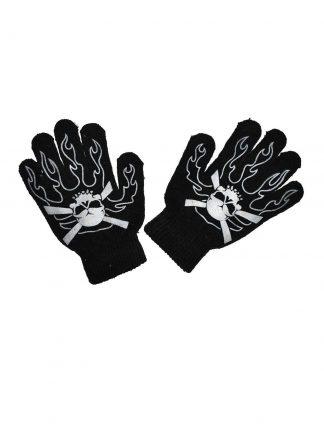 Handschoenen Kinderen Doodshoofd