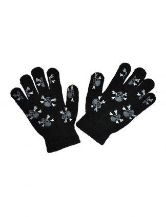 Handschoenen Kinderen Doodshoofdjes