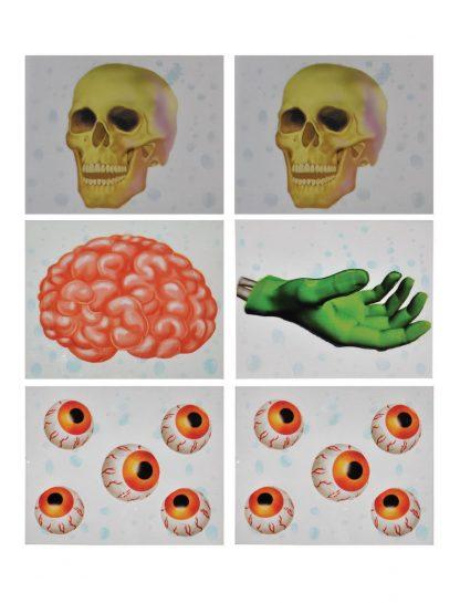 Fleslabels Halloween