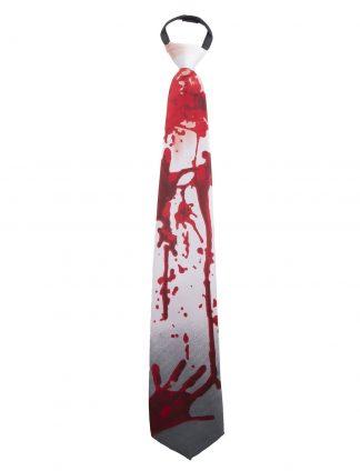 Stropdas met Bloed