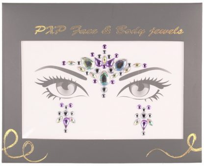 Body Jewels Paars