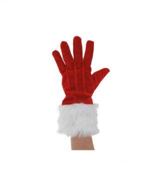 handschoenen kerstman