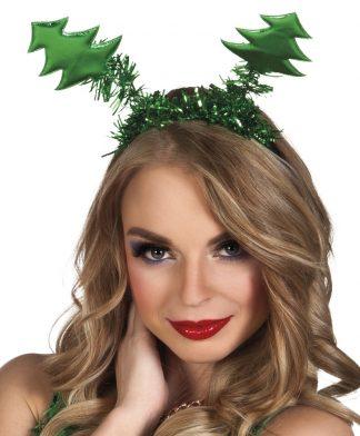 Diadeem kerstbomen