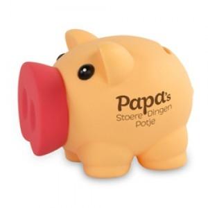 Spaarvarkentje-papa's Stoere Dingen Potje