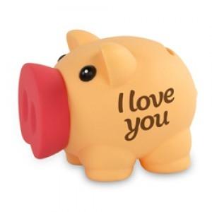 Spaarvarkentje-I Love You