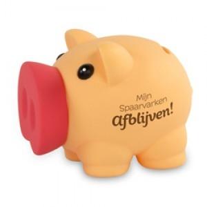 Spaarvarkentje-mijn spaarvarken AFBLIJVEN!