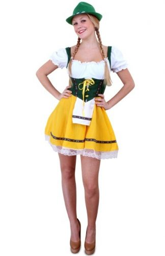 Dirndl Tiroler bierfeest