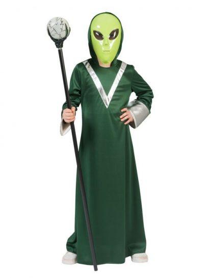 Alien Green George