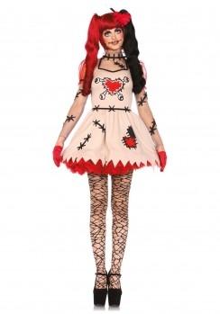 Voodoo Cutie Doll