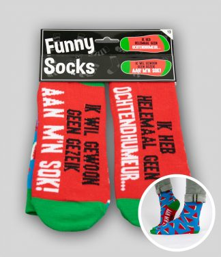 Funny socks Ochtendhumeur