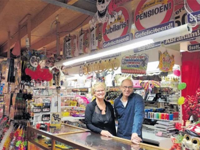 Feestwinkel Theaterworld Aalsmeer 25 jaar!