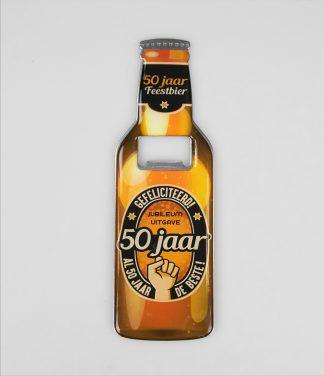 Bieropener 50 jaar