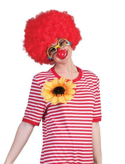 Clown bloem waterspuit