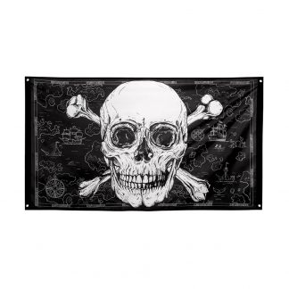Vlag doodskop