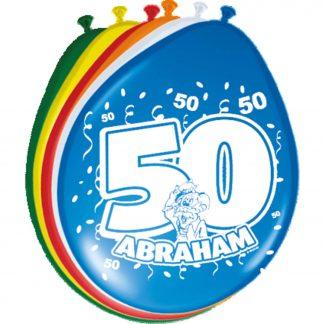 Ballonnen Abraham 50