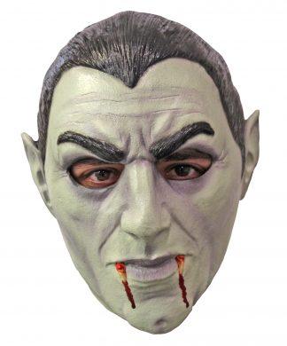latex hoofdmasker Classic graaf Dracula