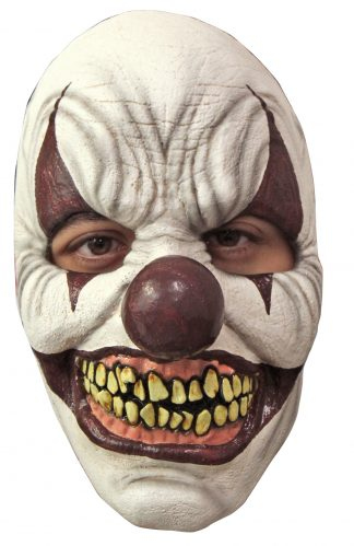 Latex masker clown chomp