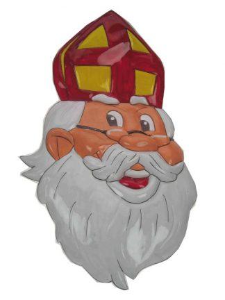 Sinterklaas decoratiebord