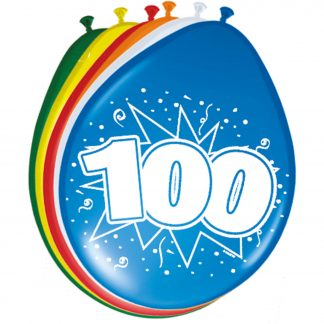 latex ballonnen 100