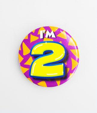 Button 2 jaar