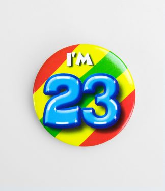 Button 23 jaar