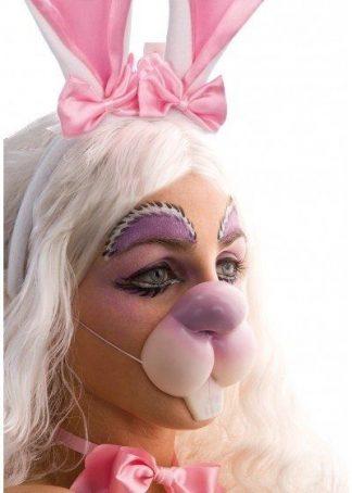 bunny paashaas of konijnen neus