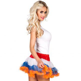 Petticoat Nederlandse vlag