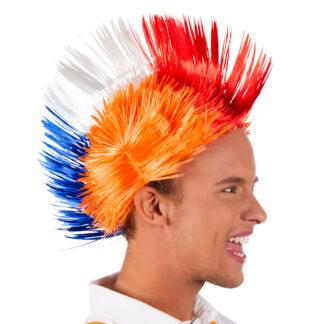 Hanekampruik Nederlandse vlag