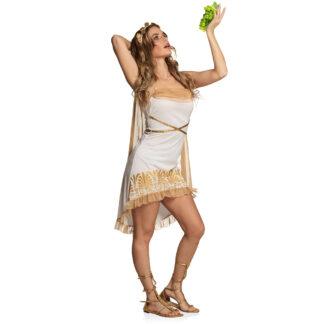 Grieks kostuum Pallas Athena